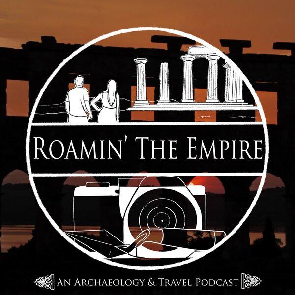 Roamin' The Empire Podcast Artwork Image