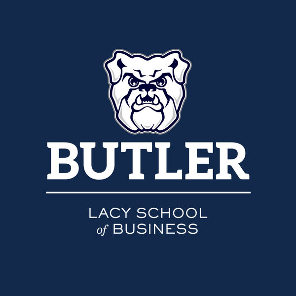 Butler University Lacy School of Business Podcast Artwork Image