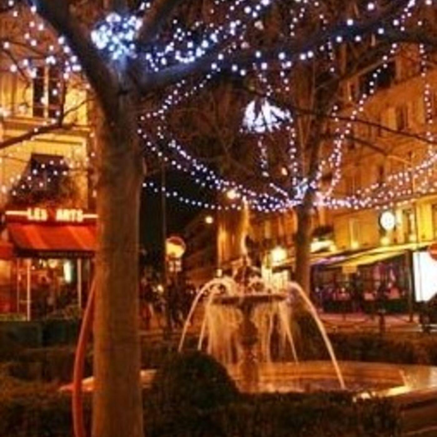 Shopping on rue Mouffetard