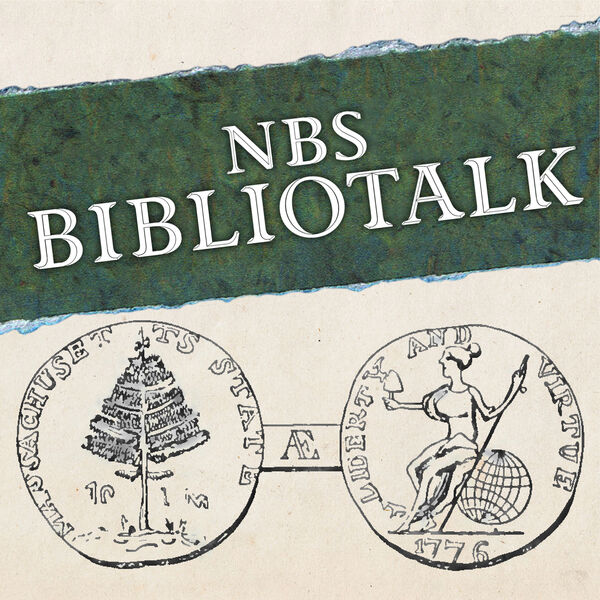 NBS Bibliotalk: The Coin Book Lover Podcast Podcast Artwork Image