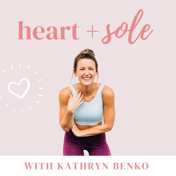Heart + Sole Podcast Artwork Image