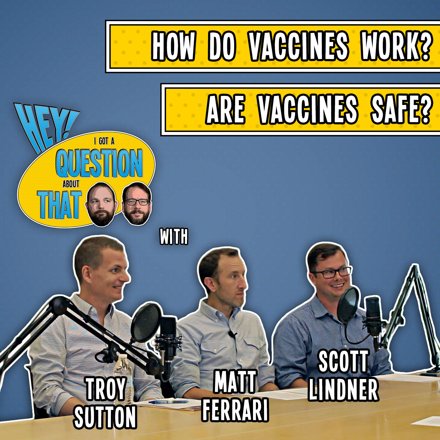 How Do Vaccines Work? Are Vaccines Safe?