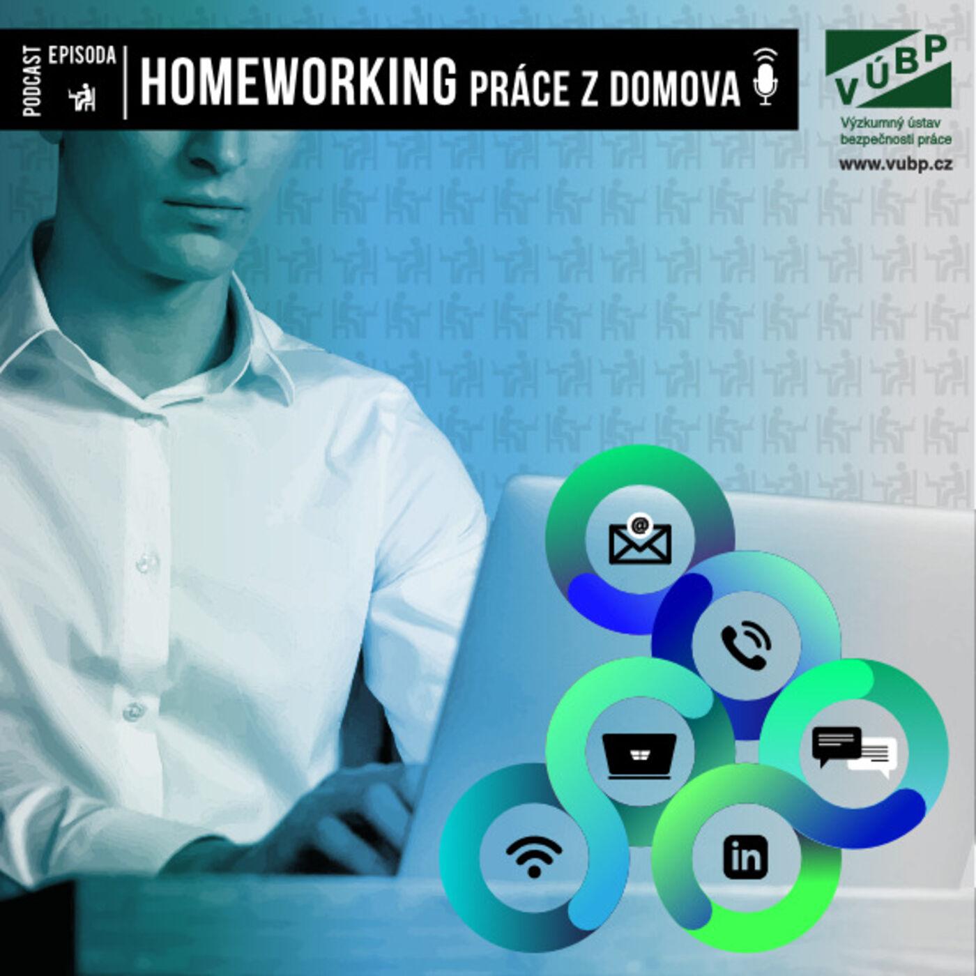Práce z domácího prostředí (Homeworking #2) - Jak práci zdomácího prostředí dlouhodobě přežít ve zdraví