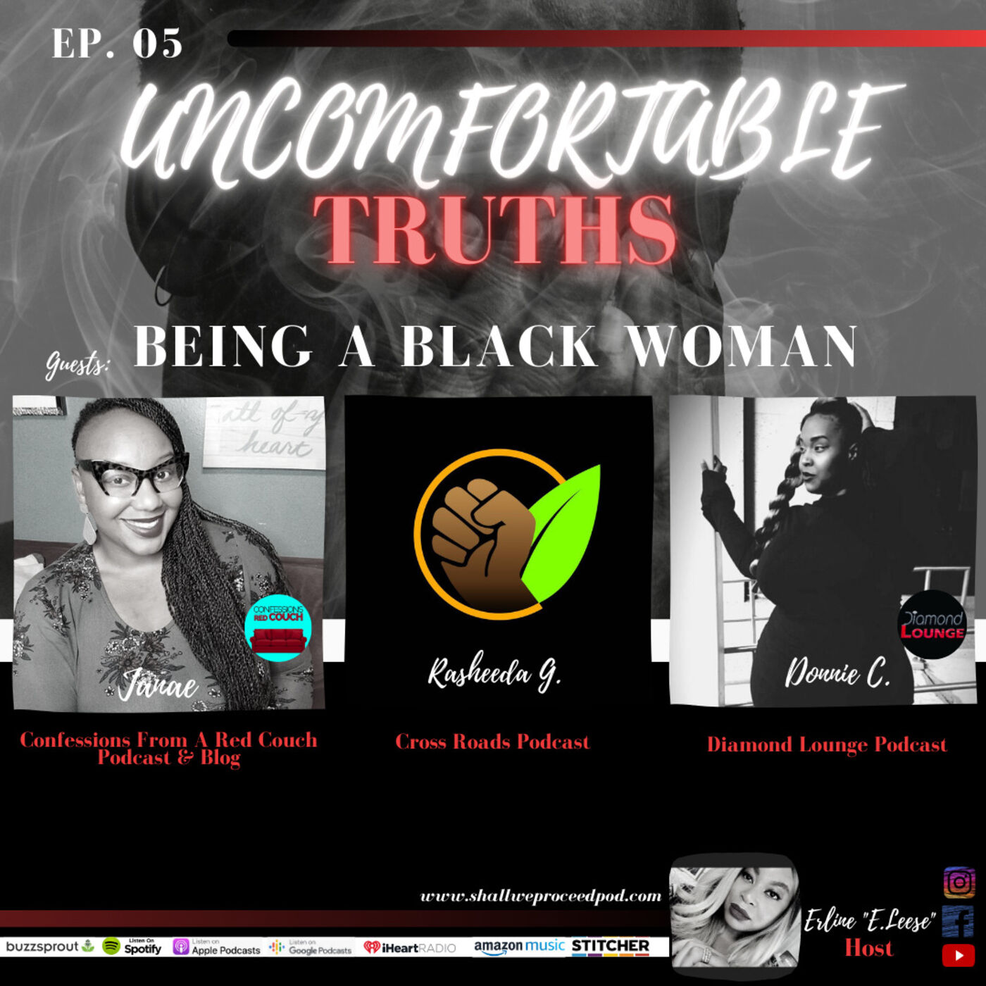 Being a Black Woman in Society