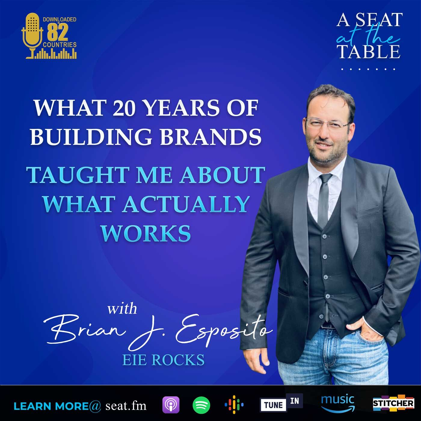 What 20 Years of Building Brands Taught Me About What Actually Works