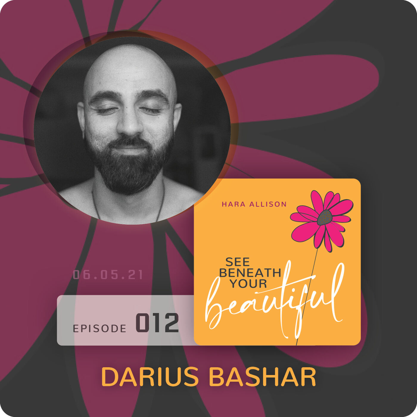 012. Darius Bashar discusses photography and meditation, emerging from the shadows of artistry, stepping into his higher self as father of his cosmic family and the ways he experiments, explores, tinkers and has fun in 2021