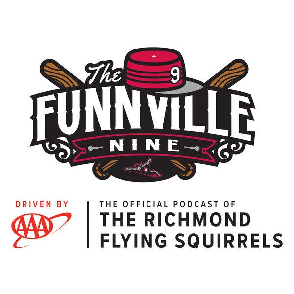The Funnville Nine Podcast Artwork Image
