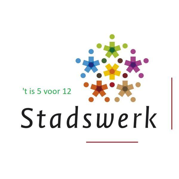 Stadswerk: 't is 5 voor 12 Podcast Artwork Image