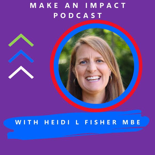 Make An Impact Podcast Podcast Artwork Image
