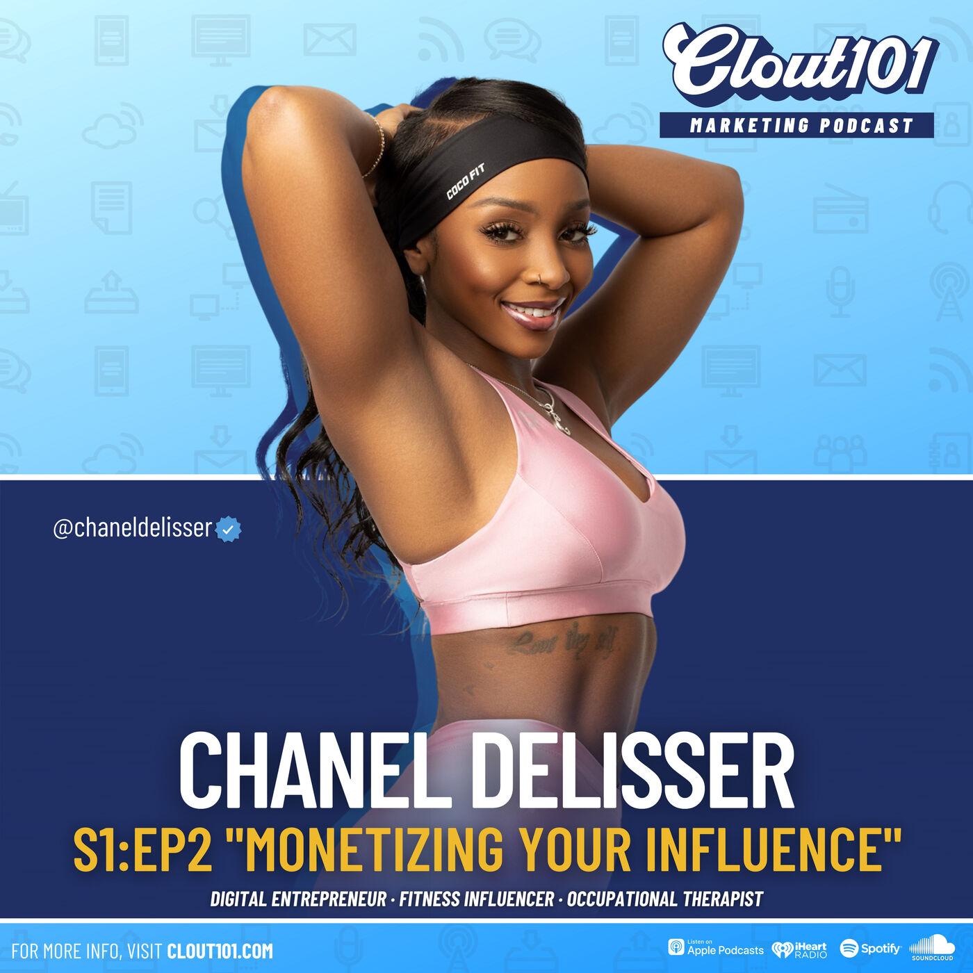 2: Chanel Delisser on Building a Fitness Brand, E-Commerce, and Entrepreneurship