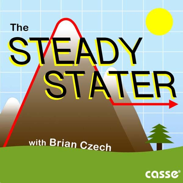 The Steady Stater Podcast Artwork Image
