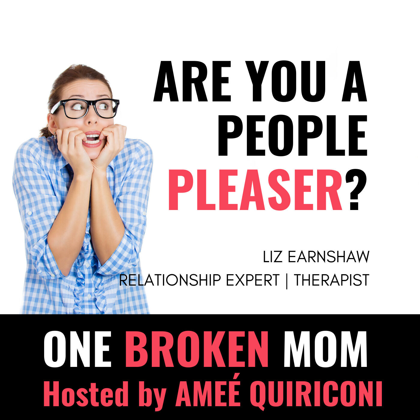 Are You A People Pleaser with Liz Earnshaw
