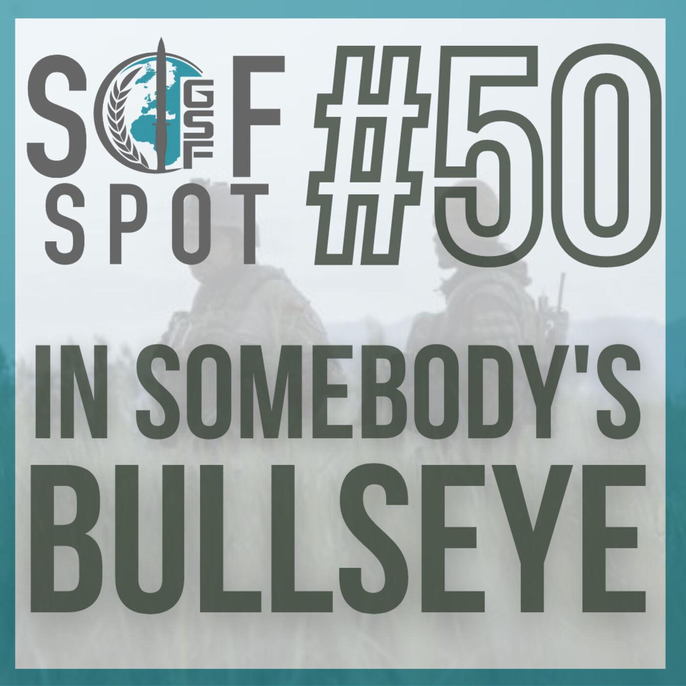 In Somebody's Bullseye