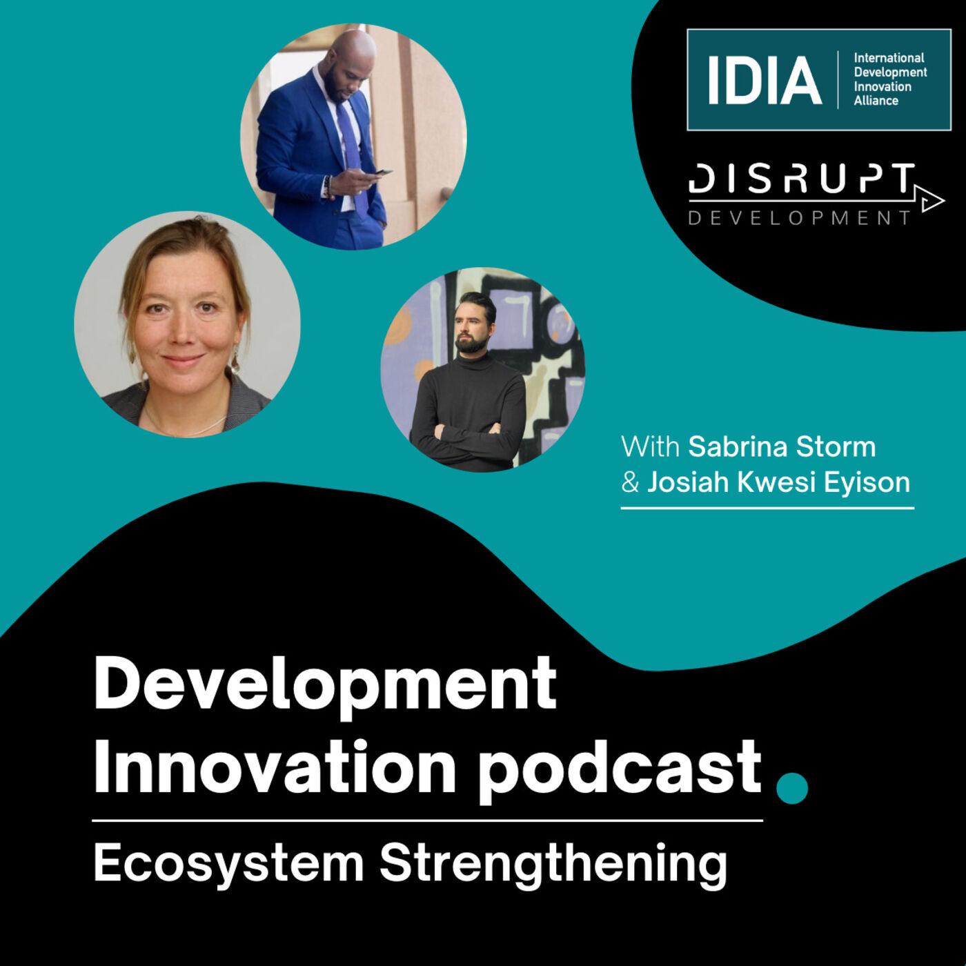 Development Innovation: Ecosystem Strengthening