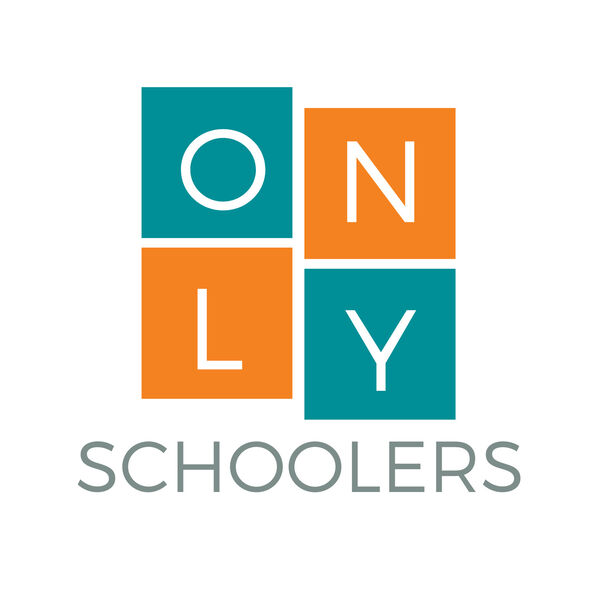 The OnlySchoolers Podcast: Helping You Homeschool Podcast Artwork Image