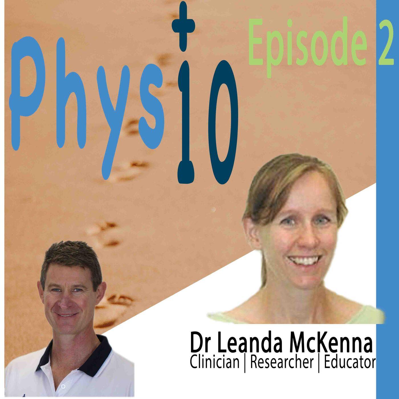 Dr Leanda McKenna: Clinician | Researcher | Educator