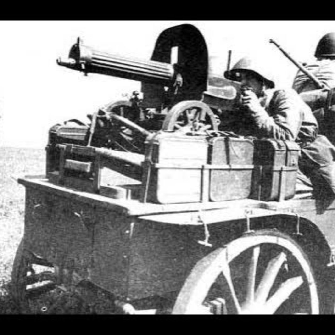 The Russian Revolution #7 - To End All Wars