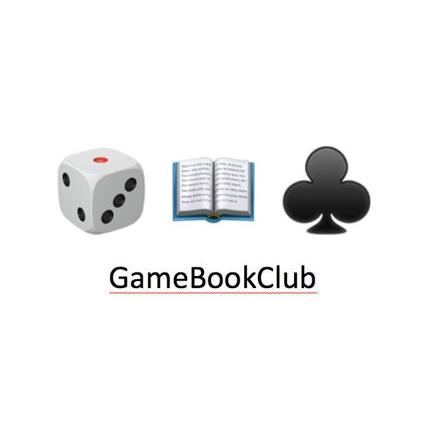 GameBookClub Podcast Artwork Image