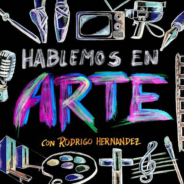 Hablemos En Arte Podcast Artwork Image