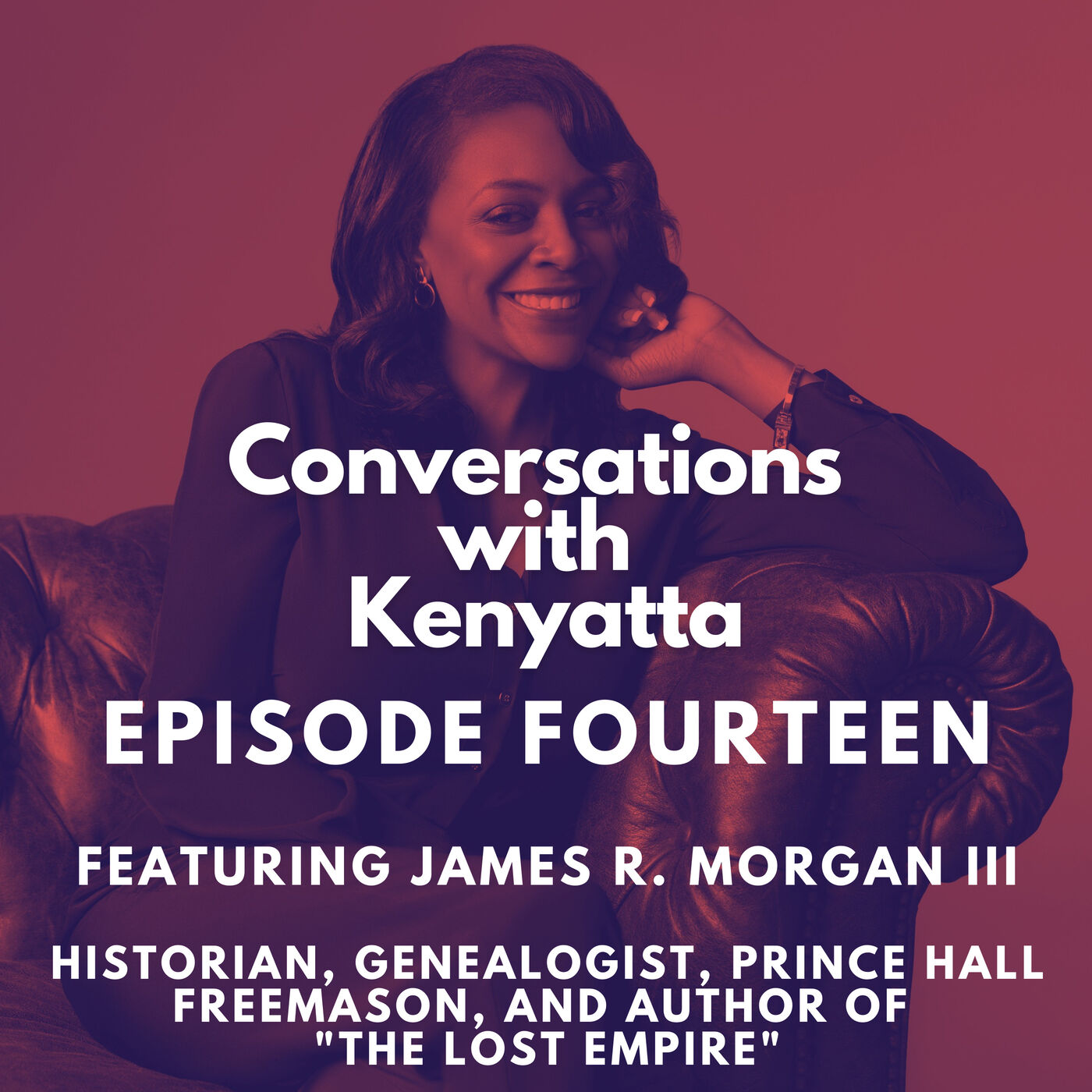 A Conversation with Author and Historian James R. Morgan III