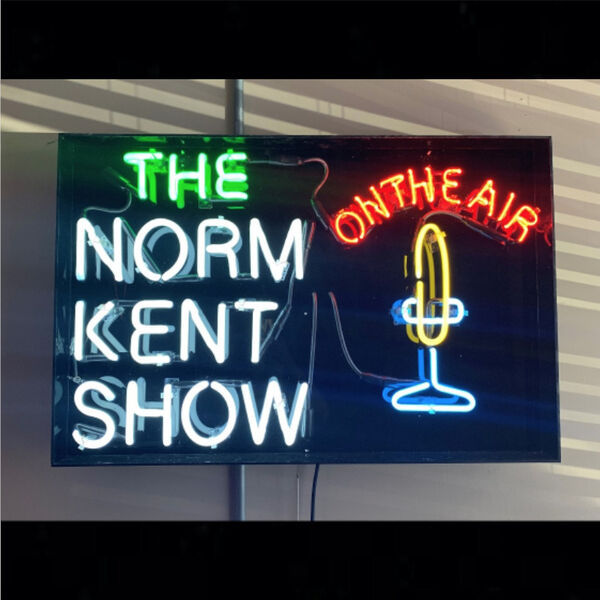 The Norm Kent Show  Podcast Artwork Image