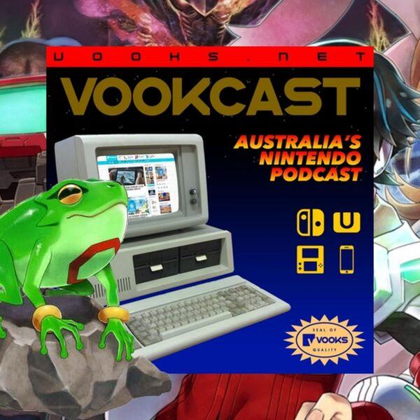 The Vookcast - Australia's Nintendo Podcast Podcast Artwork Image