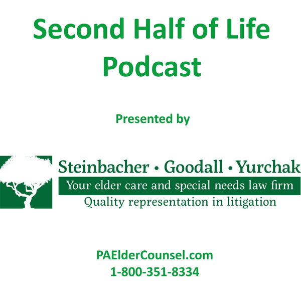 Second Half of Life Podcast Podcast Artwork Image