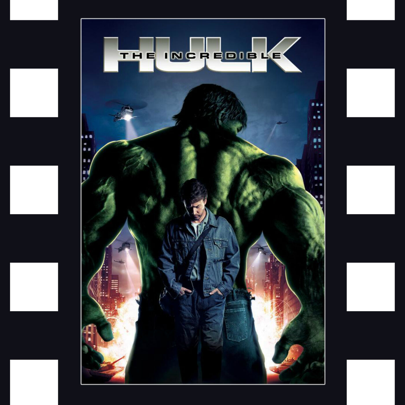 The Incredible Hulk - A Strange Anomaly in the Marvel Cinematic Universe