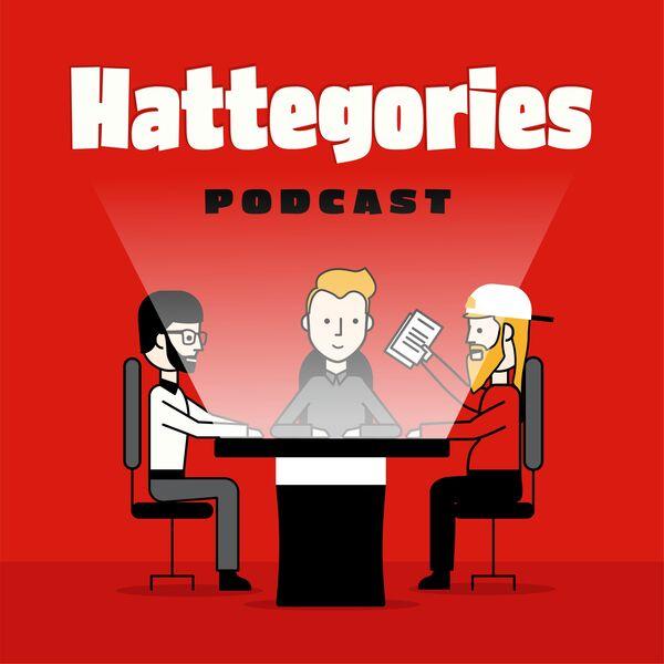 Hattegories Podcast Artwork Image