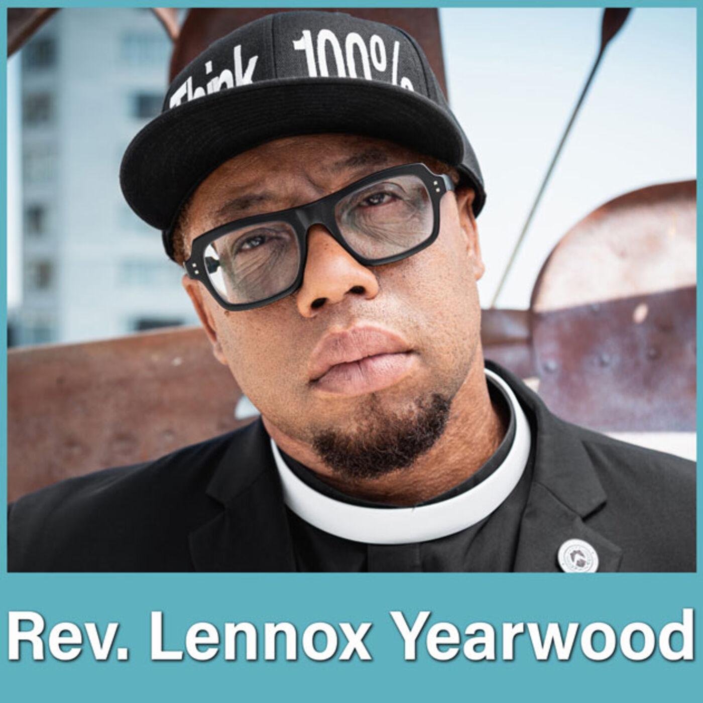 #10 Rev. Lennox Yearwood Jr.