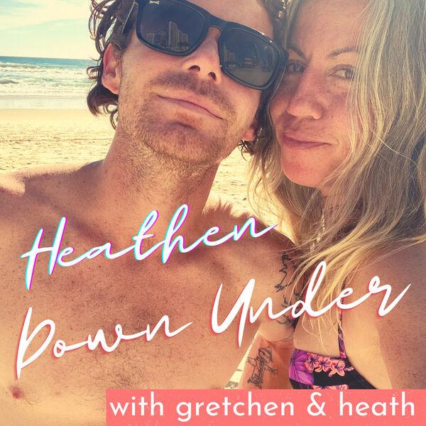 Heathen Down Under Podcast Artwork Image