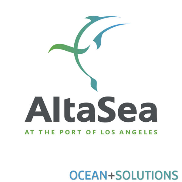 Ocean Solutions at AltaSea Podcast Artwork Image