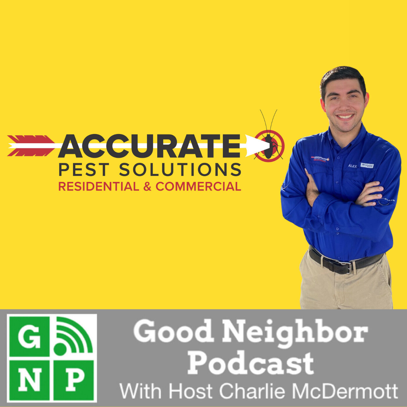 EP #488: Accurate Pest Solutions with Alex Runco