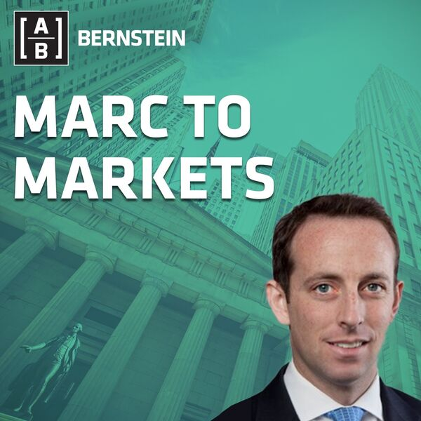 Marc To Markets Podcast Artwork Image