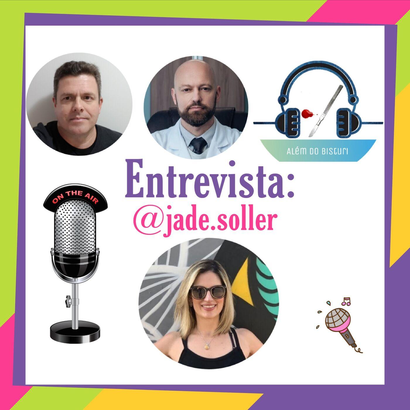 Série Entrevistas S01E01 - Entrevista: Jade Soller, a Rainha da Dieta Carnívora!!!