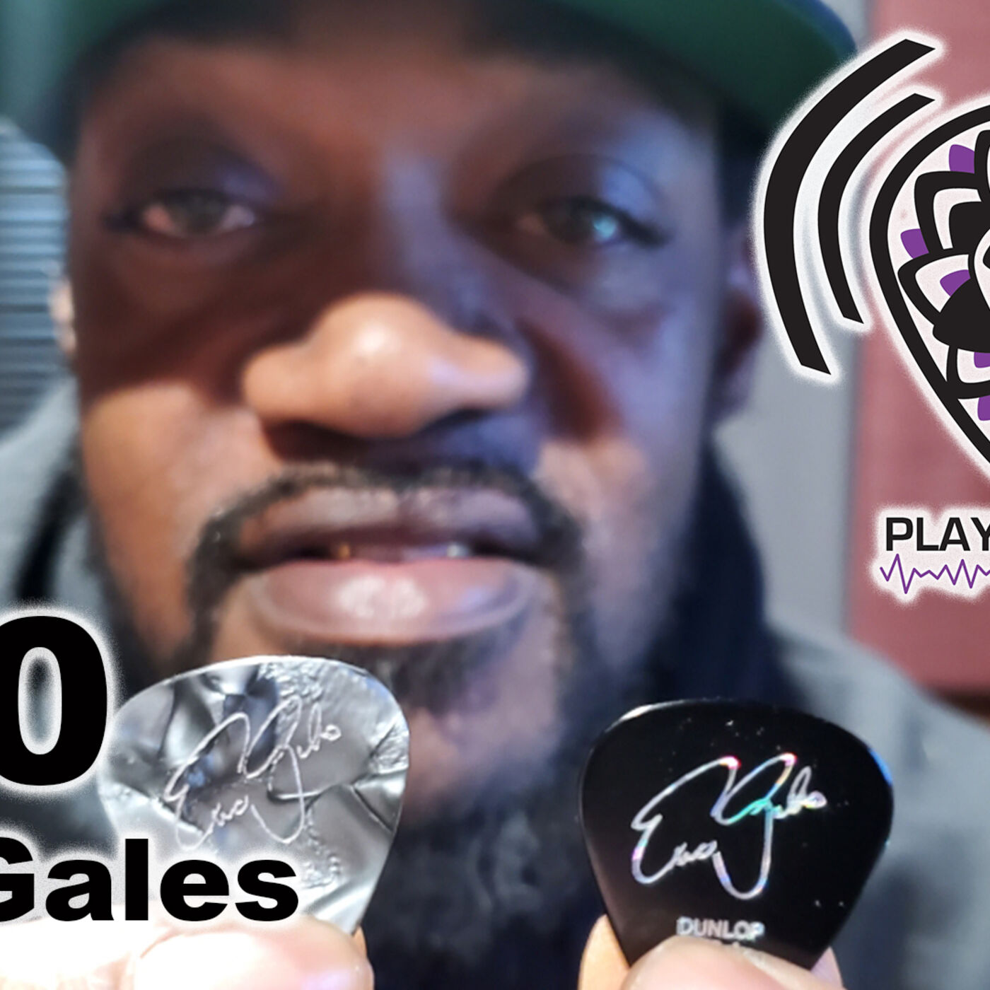 #50 Player's Pick Podcast - Eric Gales