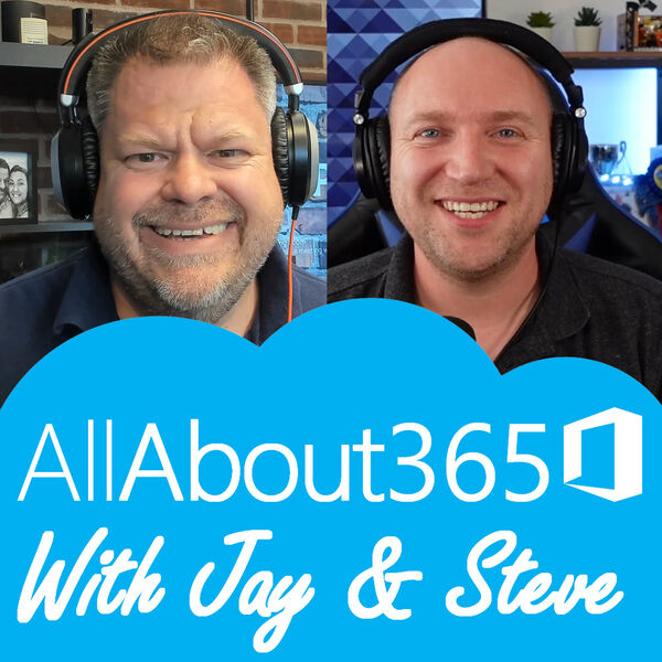 All About 365 with Jay and Steve Podcast Artwork Image