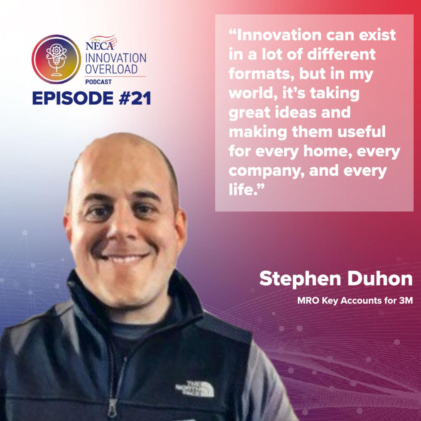 #21 - Stephen Duhon