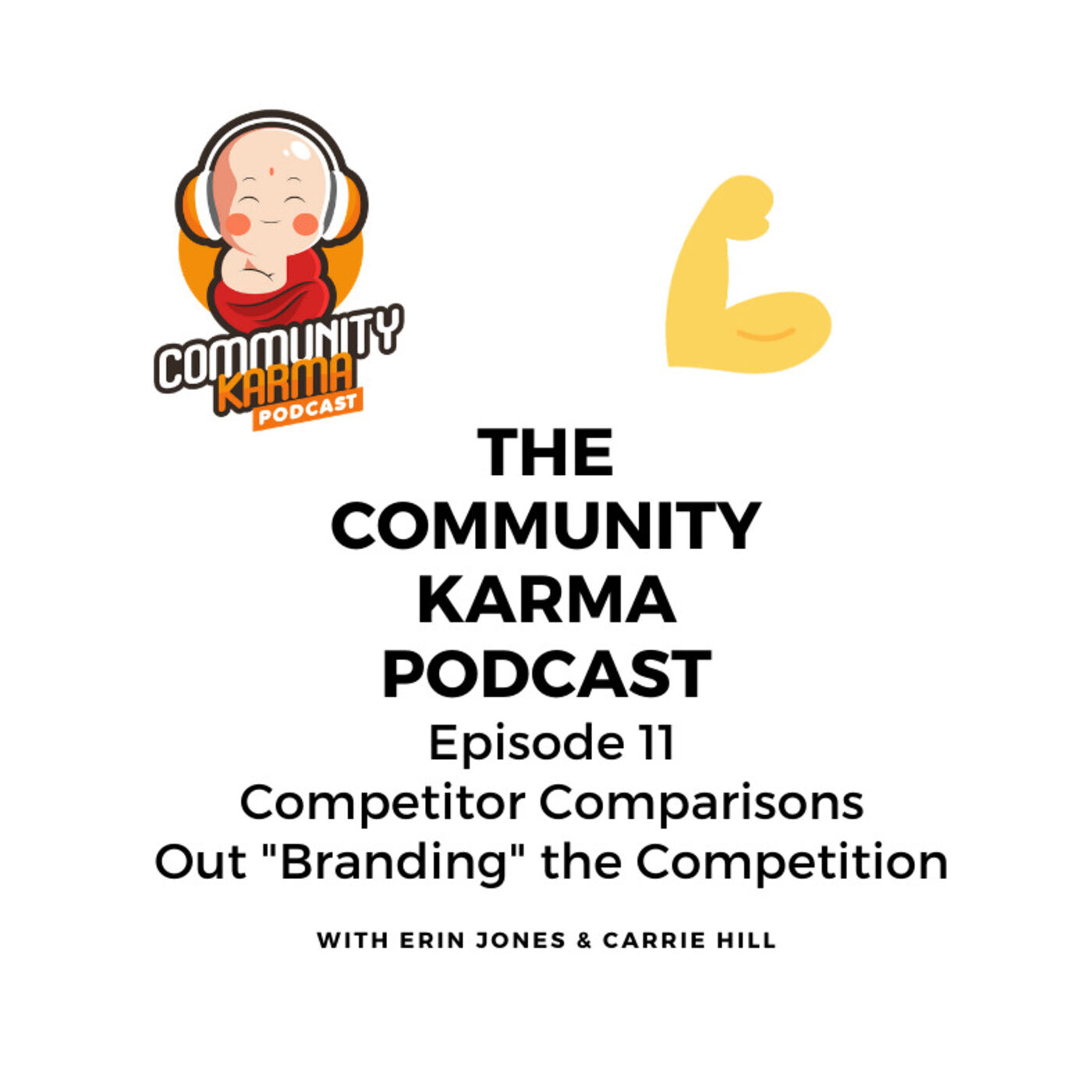 """Episode 11: Competitor Comparisons - Out """"Branding"""" the Competition"""