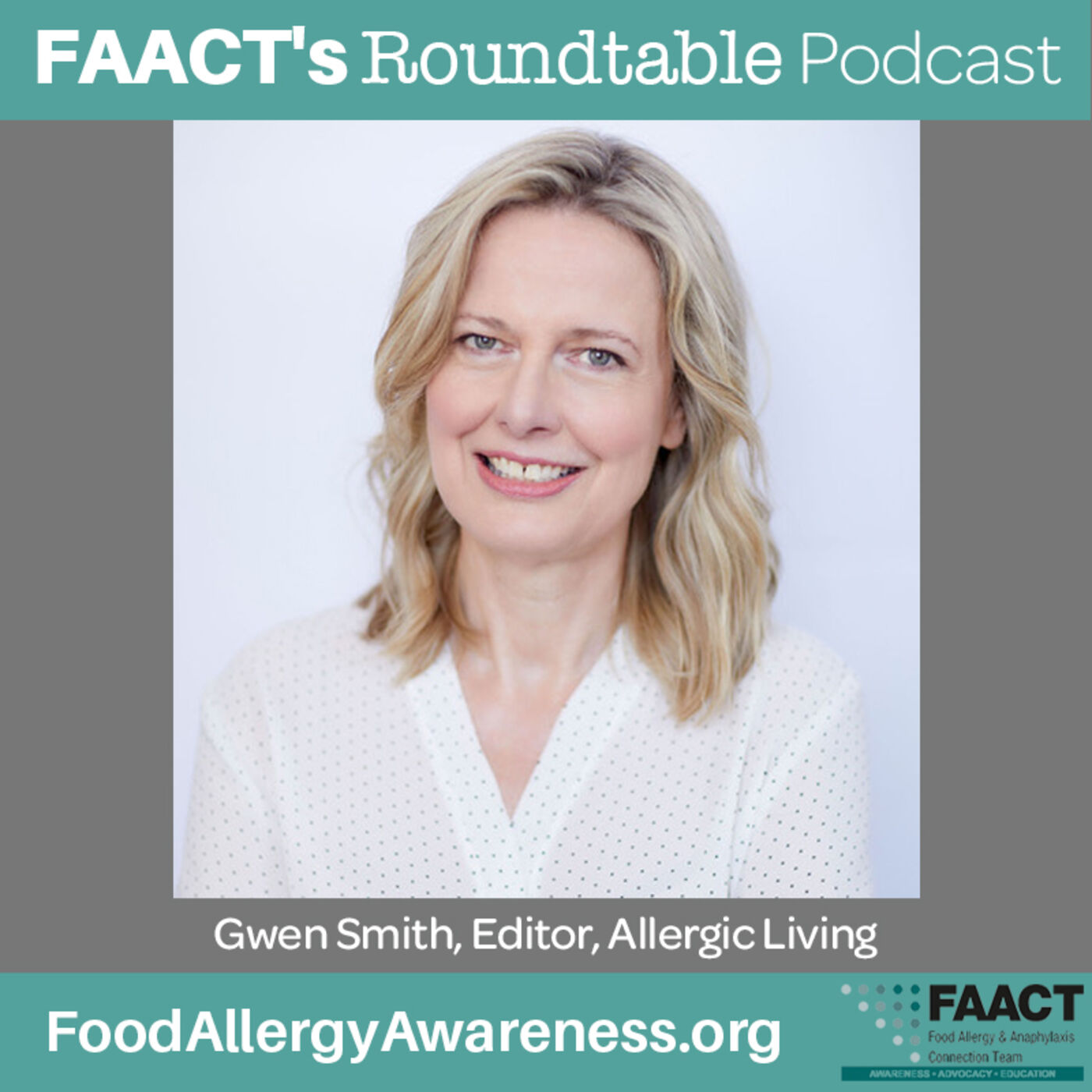 Ep. 59: Behind the Scenes at Allergic Living with Gwen Smith