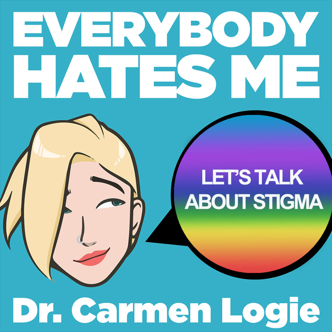 Pride Edition 8: Dr. Rob Stephenson: Stigma, X-Men, and Chasing Two Rabbits at Once