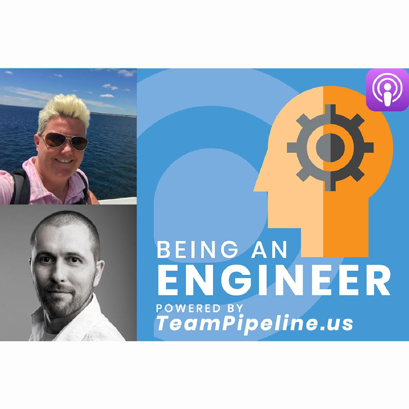 S2E05 Why W.L. Gore is An Amazing Engineering (& People) Company – Elizabeth Mallett