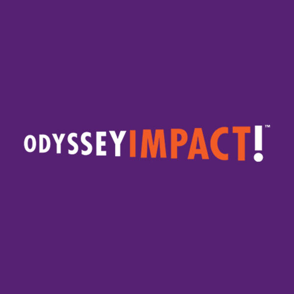 Odyssey Impact: The Conversations Podcast Artwork Image
