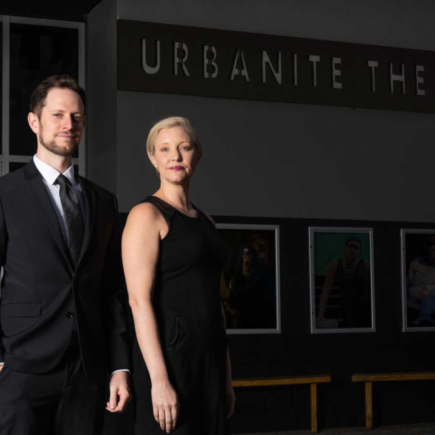 Urbanite Theatre's Brendan Ragan and Summer Dawn Wallace Join the Club