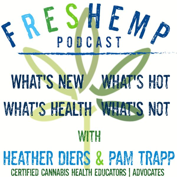 Freshemp!        Whats new.  What's hot.  What's health.  What's not. Podcast Artwork Image