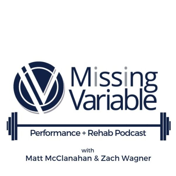Missing Variable Podcast  Podcast Artwork Image