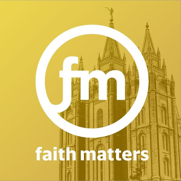 Faith Matters Podcast Artwork Image
