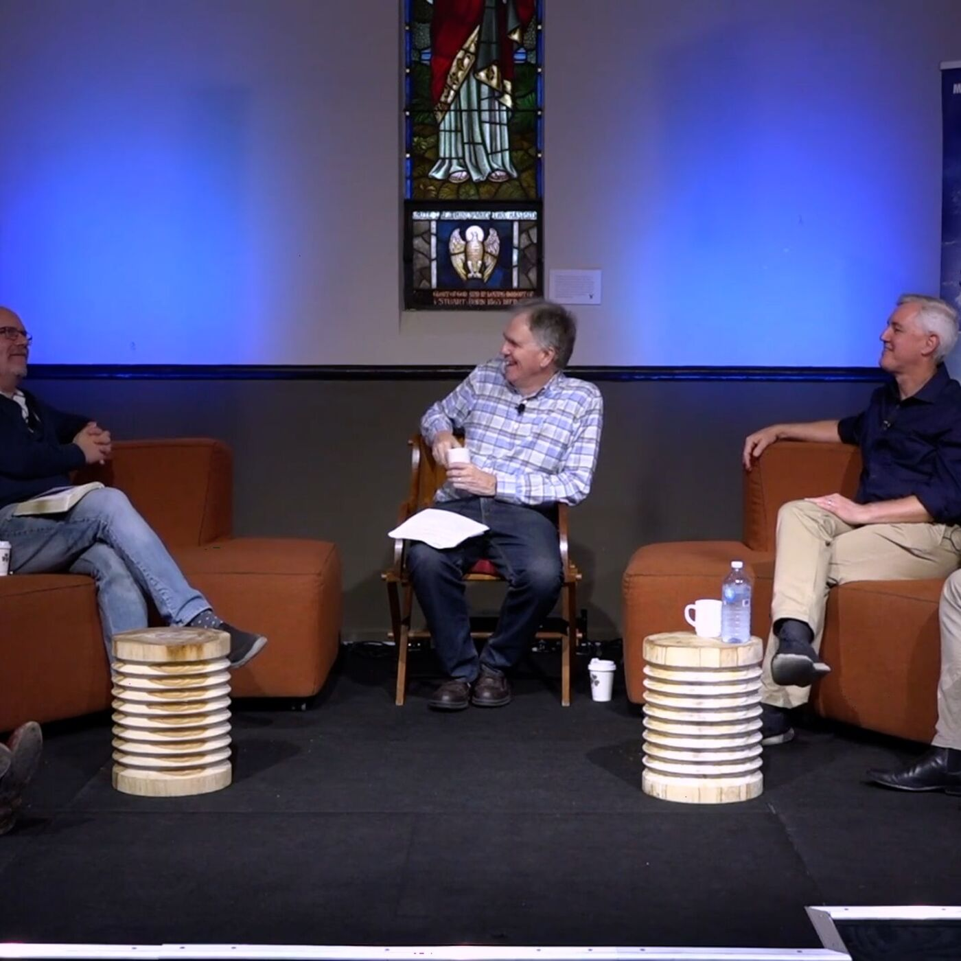 How to win men to Christ - with David Robertson, Martyn Iles, Tony Payne and Grant Borg