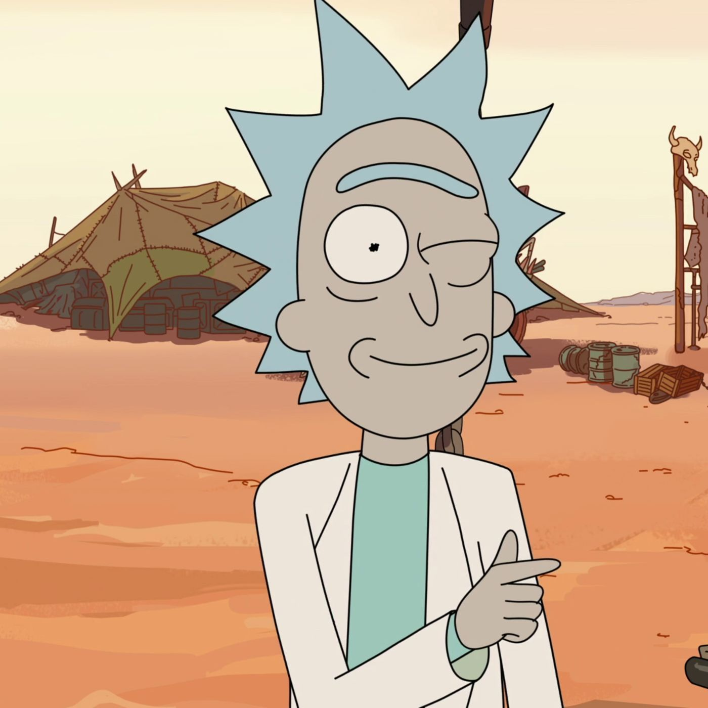 Episode 48 | Why is Rick Sanchez (From Rick and Morty) Funny?
