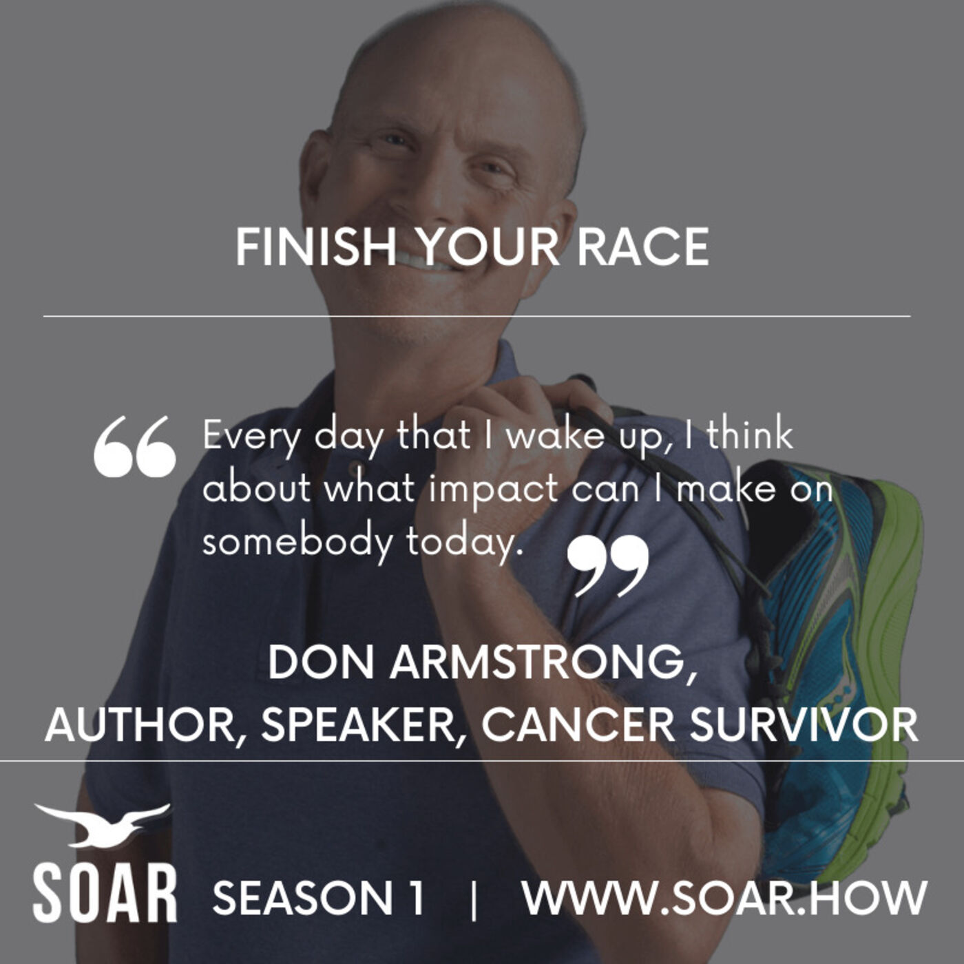 Finish Your Race: Strategies from a Cancer Survivor